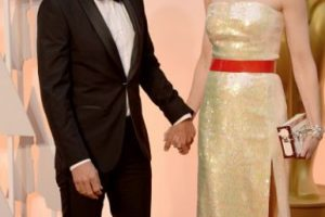 Nicole Kidman con un vestido que parecía barato. Foto:Getty Images. Imagen Por: