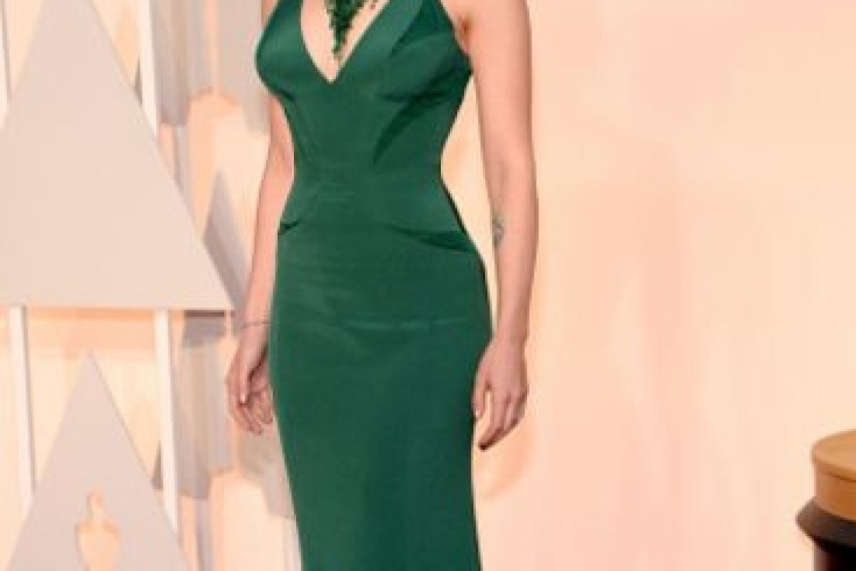 Scarlett Johansson, impactante. Foto:Getty Images. Imagen Por: