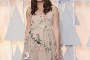 Keira Knightley, amas el romanticismo pero esto no es nada elegante. Foto:Getty Images. Imagen Por: