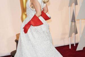 Lady Gaga se llevó los guantes para lavar la loza. Foto:Getty Images. Imagen Por: