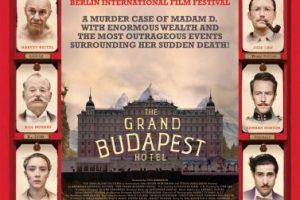 """""""The Grand Budapest Hotel"""" se quedó con la estatuilla por Mejor soundtrack original. El músico francés Alexandre Desplat compuso la música.. Imagen Por:"""