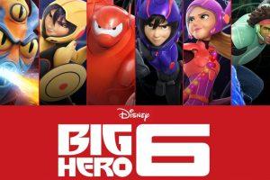 """El Oscar para la Mejor película animada fue para """"Big Hero 6"""", también de Disney. Imagen Por:"""