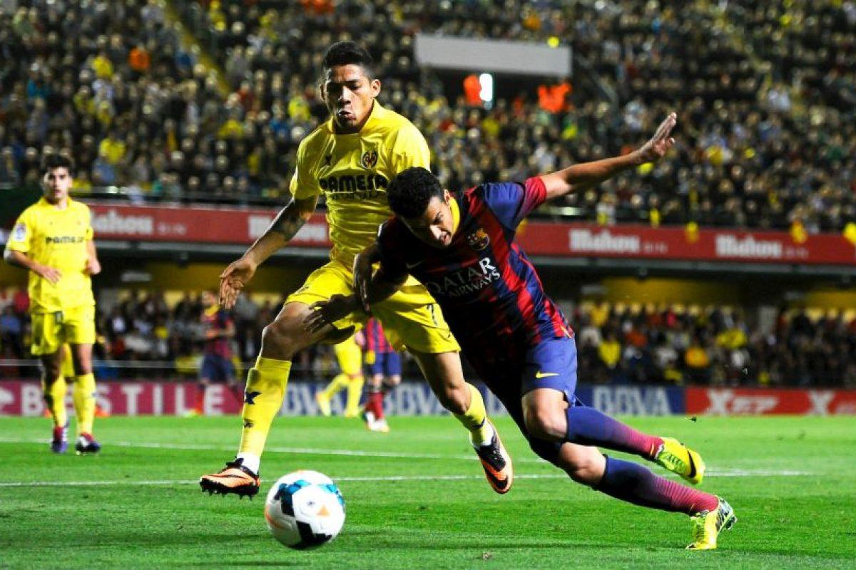 Antes jugaba en el Villarreal Foto:Getty. Imagen Por: