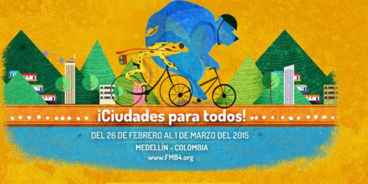 Delegaciones chilenas participarán en el 4º Foro Mundial de la Bicicleta y pretenden traerlo a Chile
