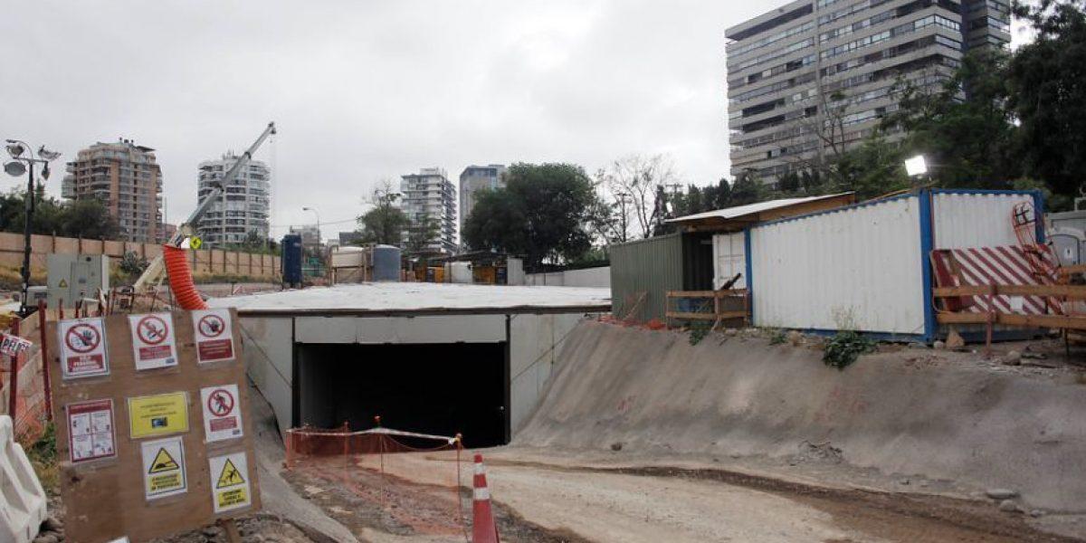 Cortes de tránsito en rotonda Pérez Zujovic para instalación de nuevo puente durarán hasta el viernes