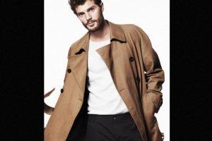 Jamie Dornan Foto:Dior. Imagen Por: