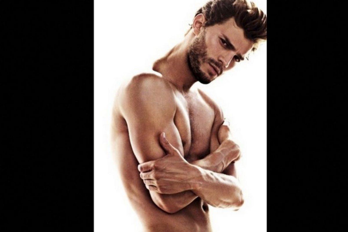 Jamie Dornan Foto:Calvin Klein Underwear, 2009.. Imagen Por: