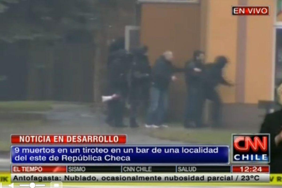 Foto:Captura CNN Chile. Imagen Por: