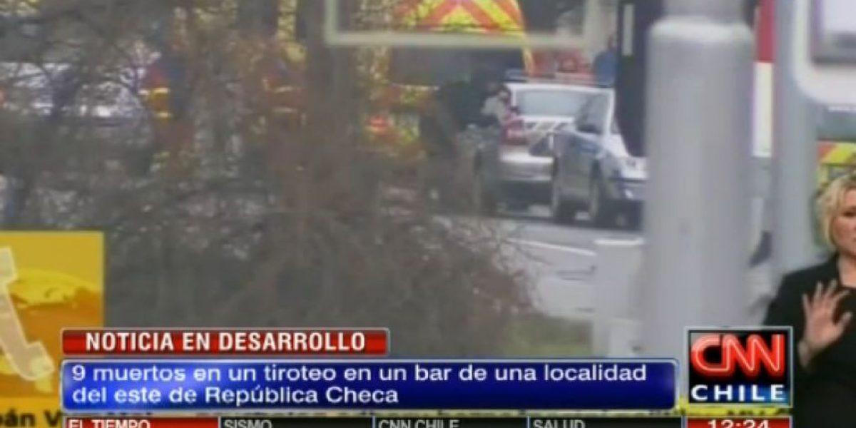 Nueve muertos deja tiroteo en un restaurante en República Checa: se descarta atentado terrorista