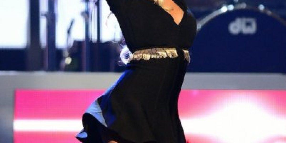 VIDEO: Christina Aguilera sorprende con su imitación de Britney Spears
