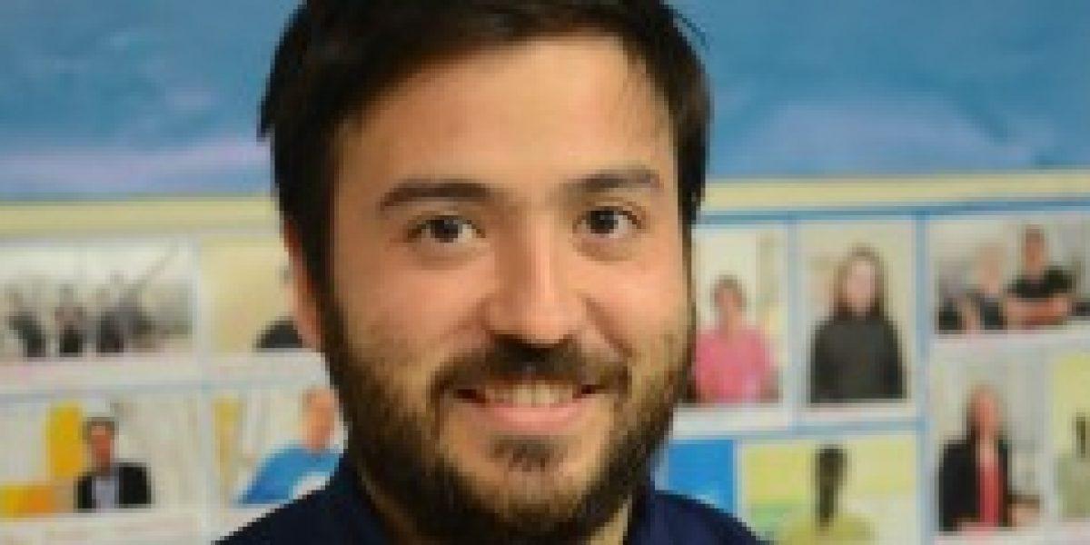 """Sebastián Vidal: """"hoy existe una sensación positiva en torno al emprendimiento y la innovación"""""""