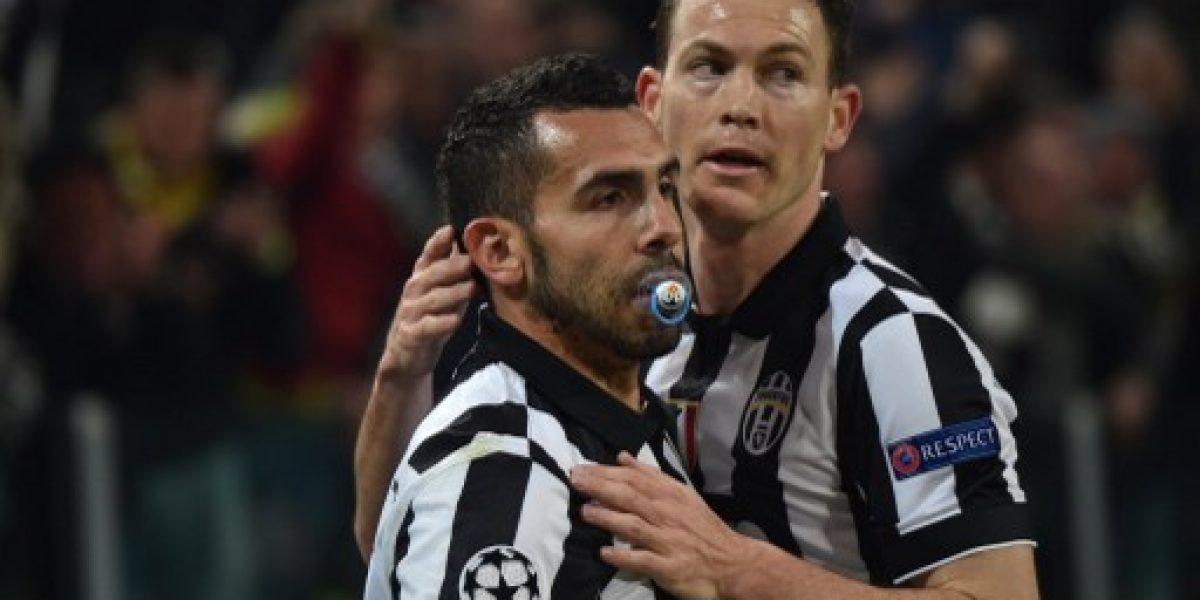 Juventus da el primer golpe como local pero deja abierta la llave para la revancha