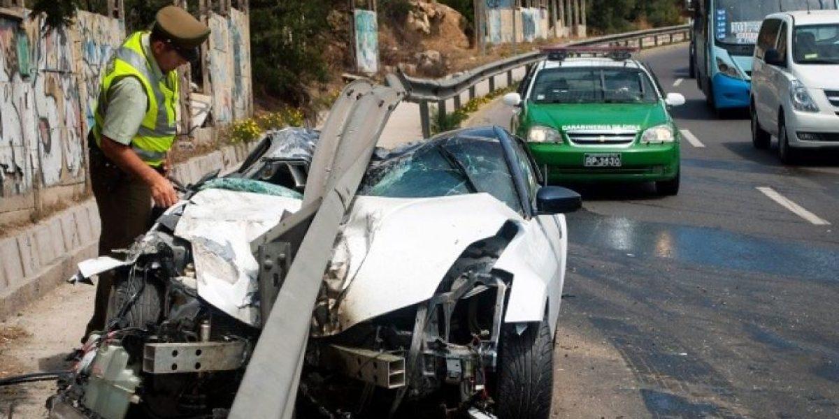 Ministerio de Transportes y Senda encabezan campaña de prevención de accidentes en Viña del Mar