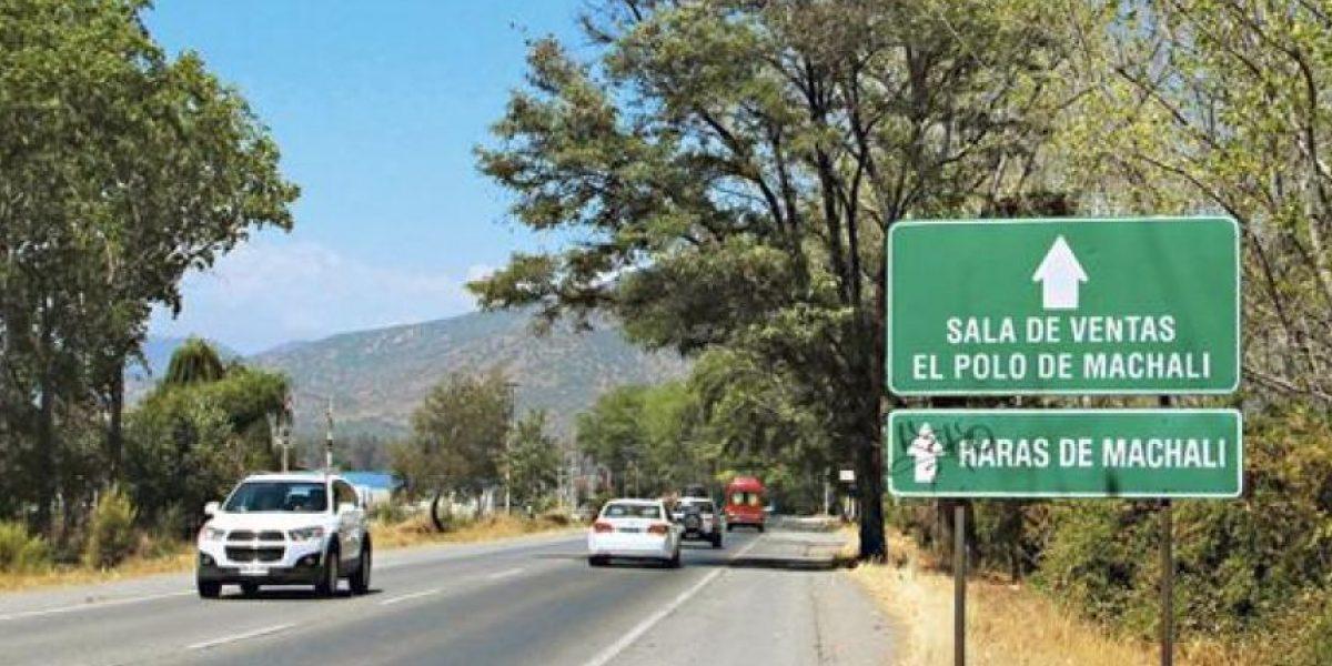 Ministerio Público realiza allanamiento en Municipalidad de Machalí