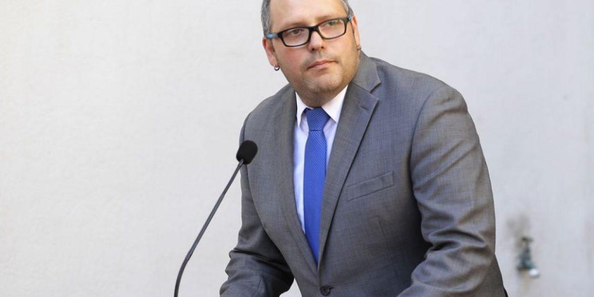 Tribunal Supremo del PS recibirá hoy presentación para analizar situación de Sebastián Dávalos