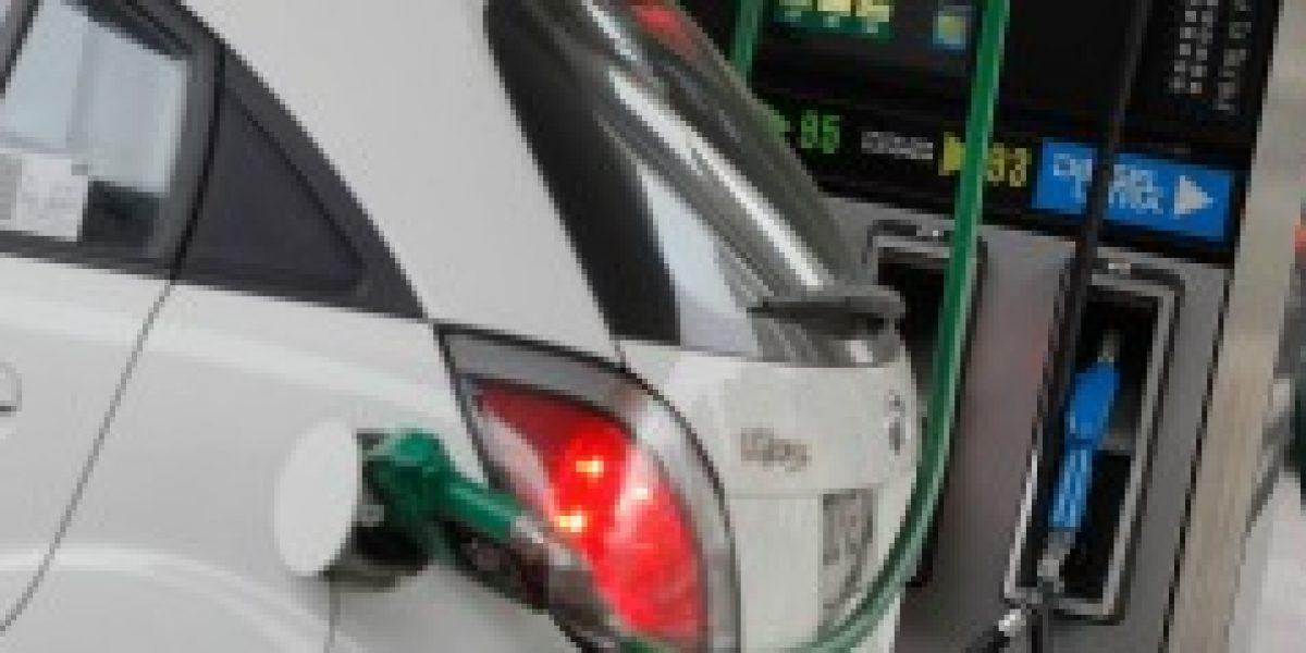Nueva alza de $5,2 en el precio de las bencinas este jueves