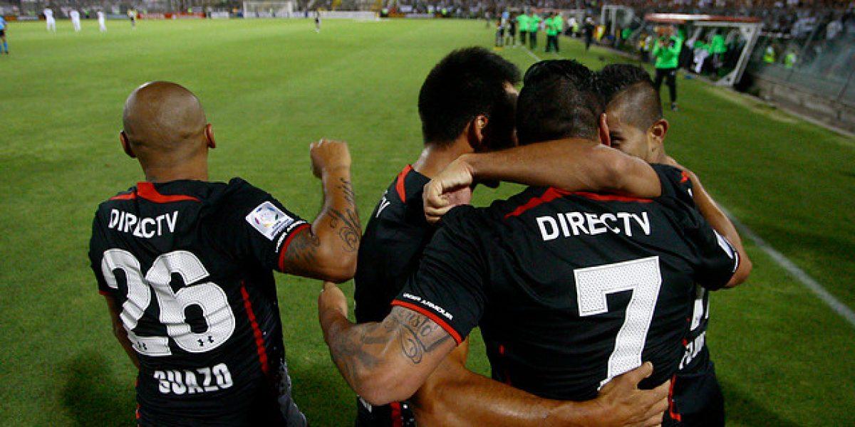Súper jueves: así serán las transmisiones por TV de los equipos chilenos en la Copa
