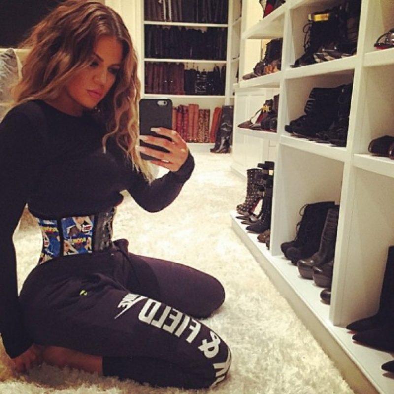 . Imagen Por: Instagram/Khloe Kardashian