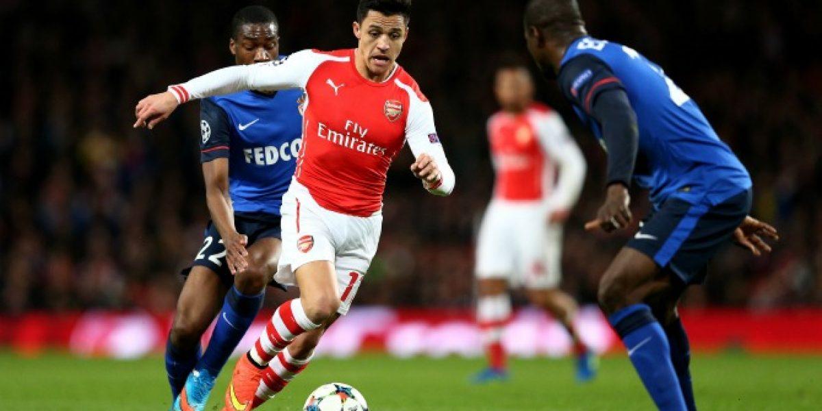 Así vivimos la dura derrota en casa del Arsenal ante Mónaco