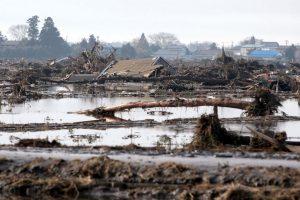 3. Tras el terremoto la planta de Fukushima tuvo un accidente nuclear. Foto:Getty. Imagen Por: