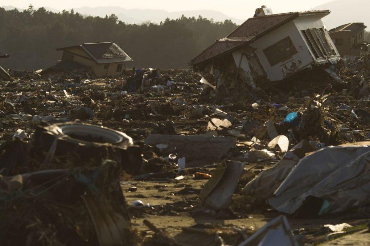 8. 7. Más de 45 mil personas fueron evacuadas, luego de que las autoridades catalogaran el incidente como 4 en una escala de 7 de peligrosidad. Foto:Getty. Imagen Por: