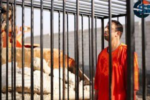 Fue quemado vivo por miembros de ISIS. Foto:AP. Imagen Por: