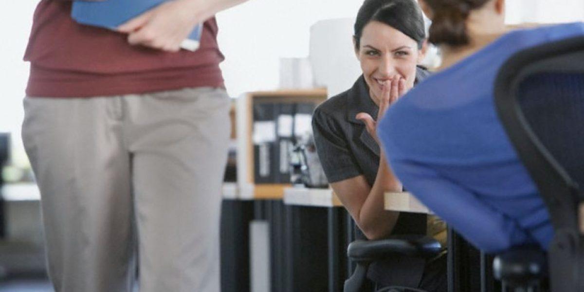 8 tipos de compañeros tóxicos en el trabajo