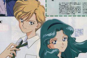"""8. Las Sailors del sistema externo: y no solo nos referimos al """"romance"""" entre Haruka y Michiru. También a lo geniales que eran Sailor Pluto y Sailor Saturn. Foto:Toei. Imagen Por:"""