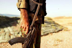 3. La Red Asiria de Derechos Humanos detalló que 700 familias lograron escapar del ataque. Foto:Getty. Imagen Por: