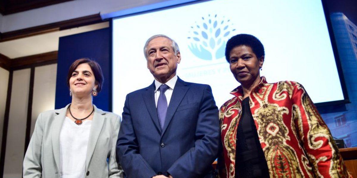Más de 60 mujeres líderes en el mundo asisten a encuentro en Chile