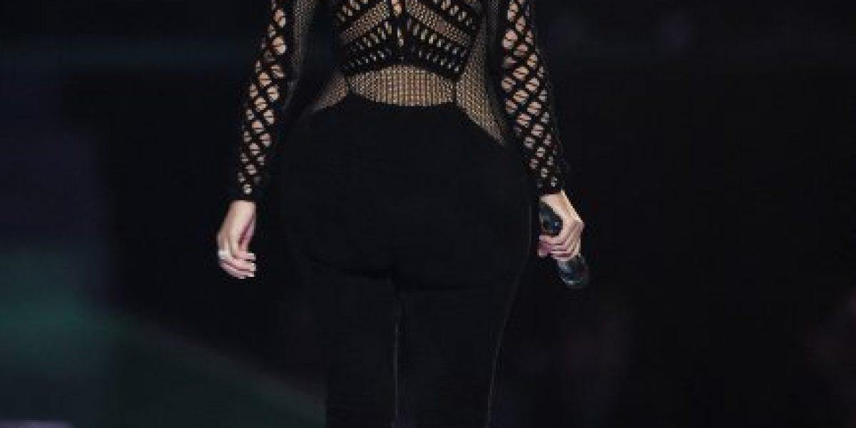 FOTOS: El hot agradecimiento de Kim Kardashian por sus 27 millones de seguidores en Instagram