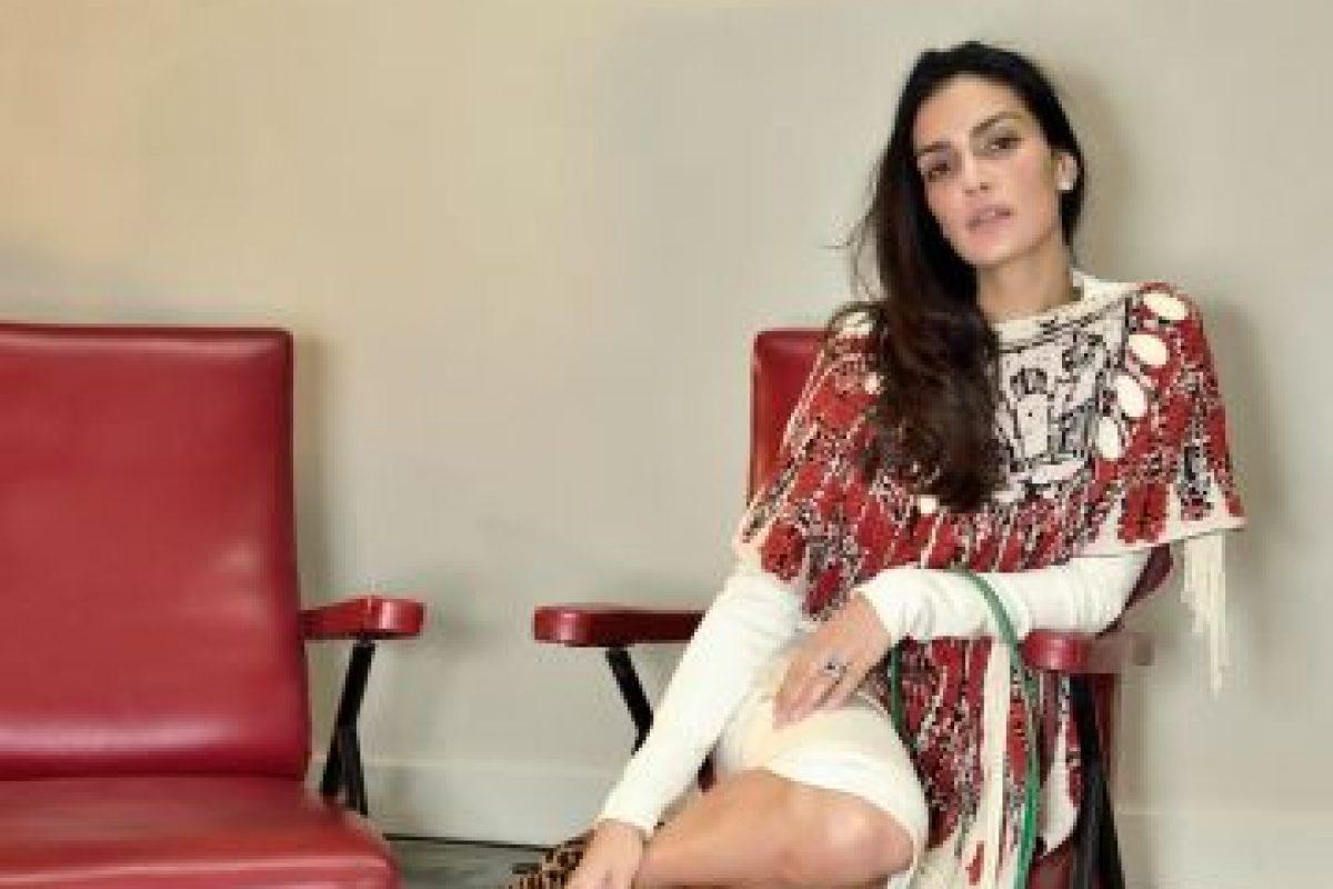Vogue la ha considerado una de las mujeres mejor vestidas de Colombia. Foto:LopezJennyLopez. Imagen Por: