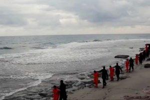 1. Recientemente ISIS decapitó a 21 cristianos egipcios en Libia. Foto:AP. Imagen Por: