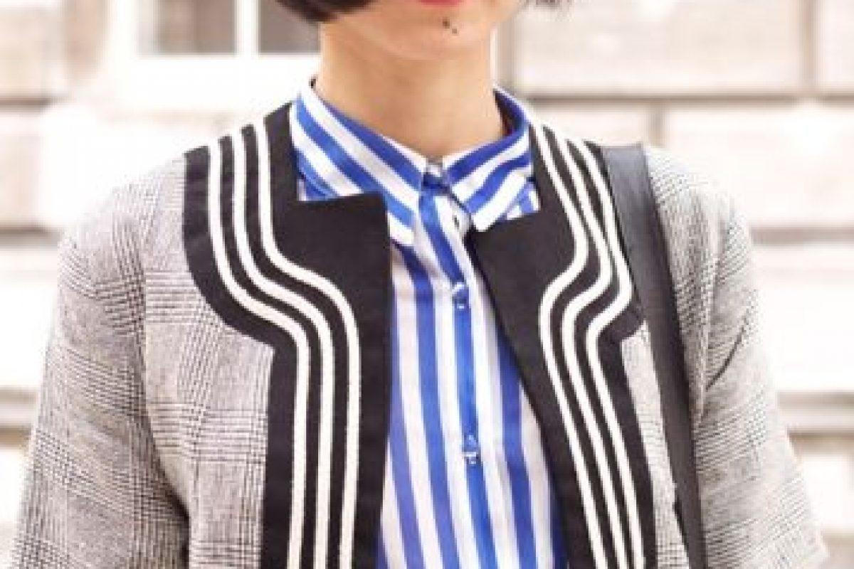 En su portal se trata la moda desde todos los ángulos y no solo desde su estilo personal. Foto:Elle. Imagen Por: