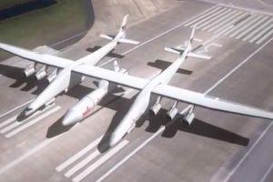 Se utilizará para lanzar cohetes Foto:Vulcan Inc. / Youtube. Imagen Por: