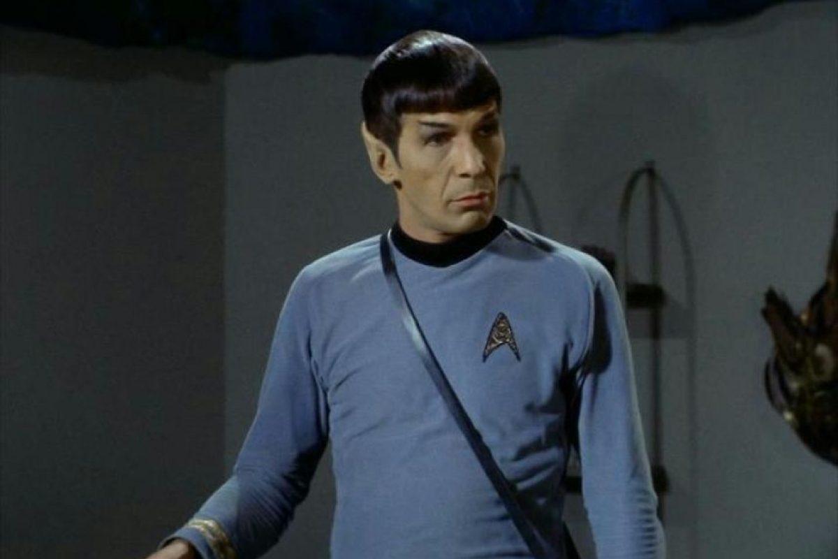 """A los 83 años fallece Leonard Nimoy, mejor conocido por haber interpretado a """"Spock"""" en la serie televisiva """"Stark Trek"""" Foto:Facebook: Leonard Nimoy. Imagen Por:"""
