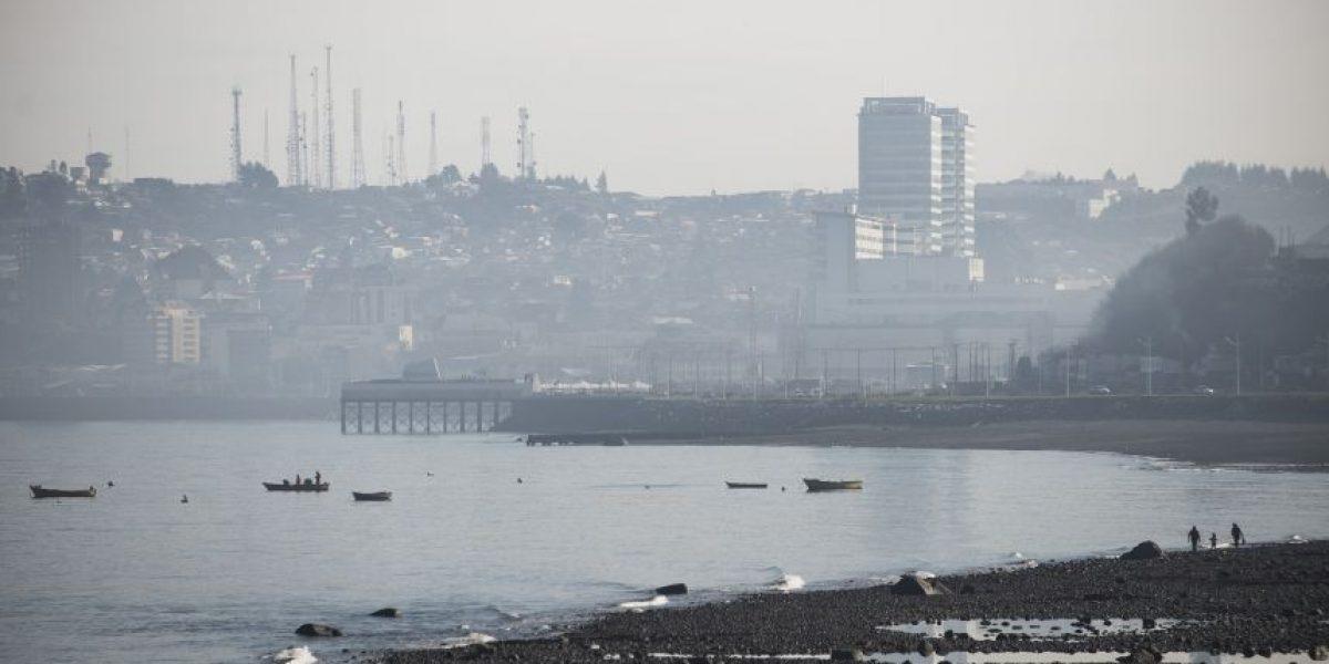 Decretan alerta sanitaria en Puerto Montt por focos de incendios forestales