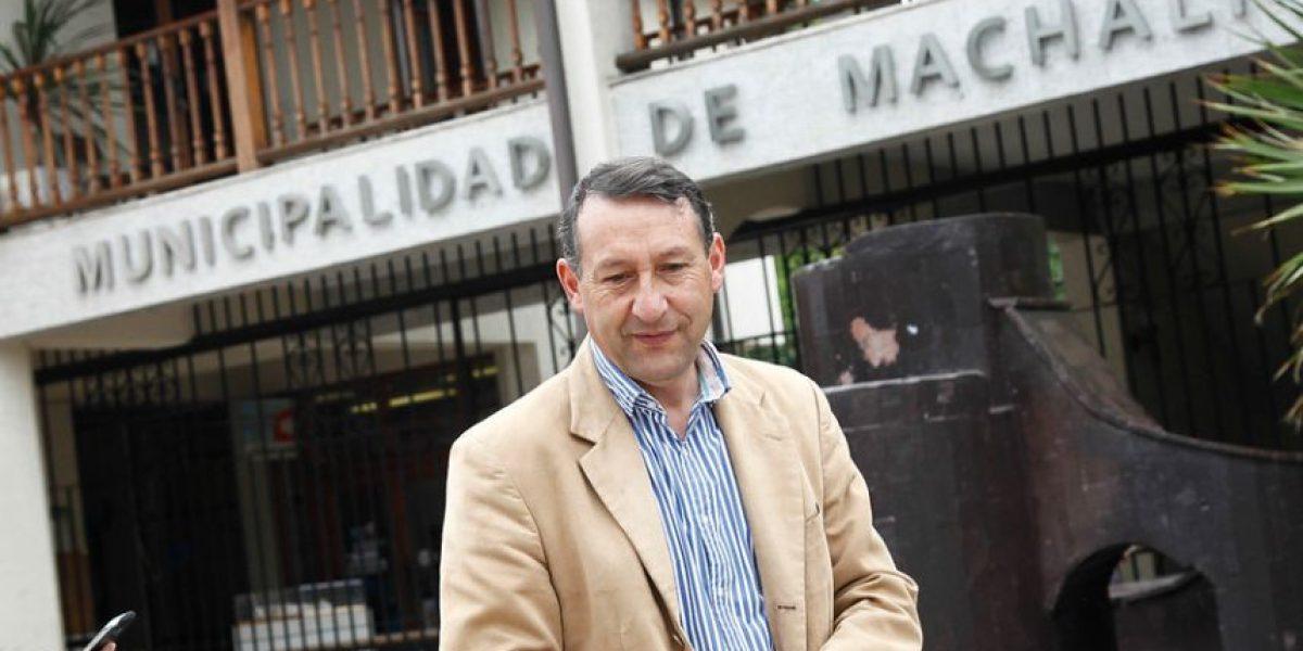 Caso Caval: Alcalde de Machalí entregó a la Fiscalía pruebas de supuesto uso de información privilegiada