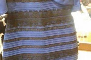"""#TheDress: ¿De qué color es el vestido? La pregunta que """"rompió"""" internet durante la noche del jueves Foto:Tumblr. Imagen Por:"""