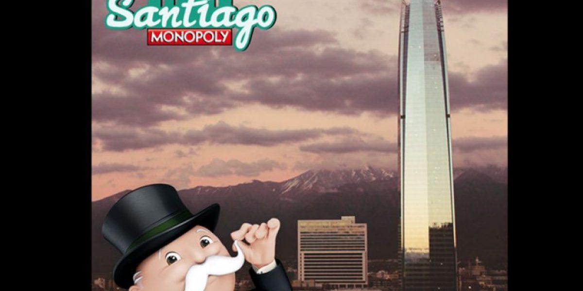 ¡A votar, a votar! Monopoly cumple 80 años y quiere incluir a Santiago en su tablero de aniversario
