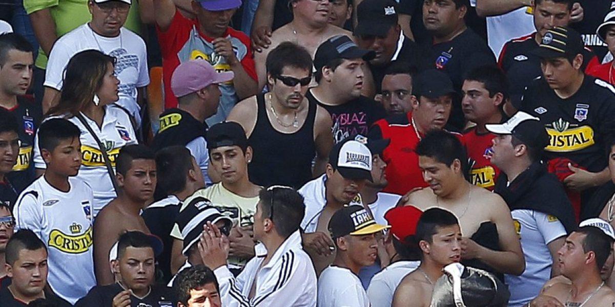Pancho Malo acusó y explicó nexos económicos entre Blanco y Negro y la barra