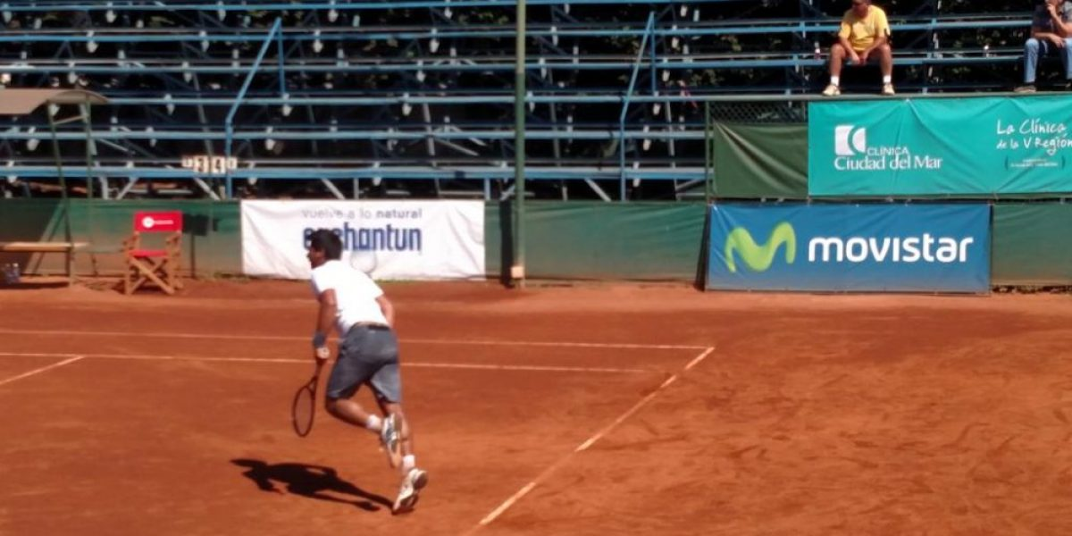 Bastián Malla aplastó a rival de Chile en Copa Davis y buscará su segundo título en Futuros