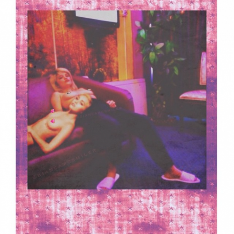 . Imagen Por: Instagram/mileycyrus