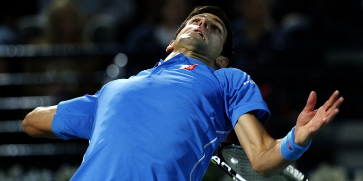 Djokovic frena la reacción de Berdych y disputará la final a Federer