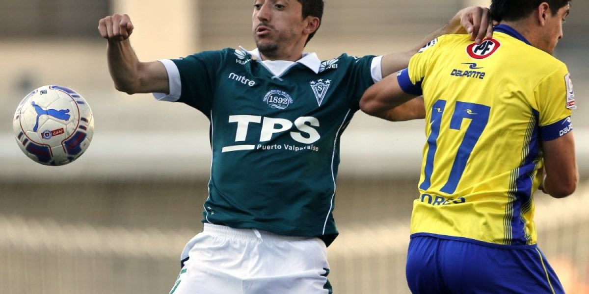 Wanderers no levanta en el Clausura y esta vez sólo igualó en casa ante la U de Concepción