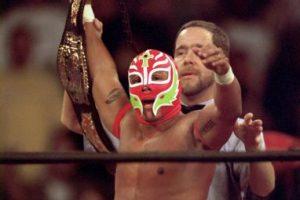 Pasó por la WCW y la ECW antes de arribar a la WWE Foto:Getty Images. Imagen Por: