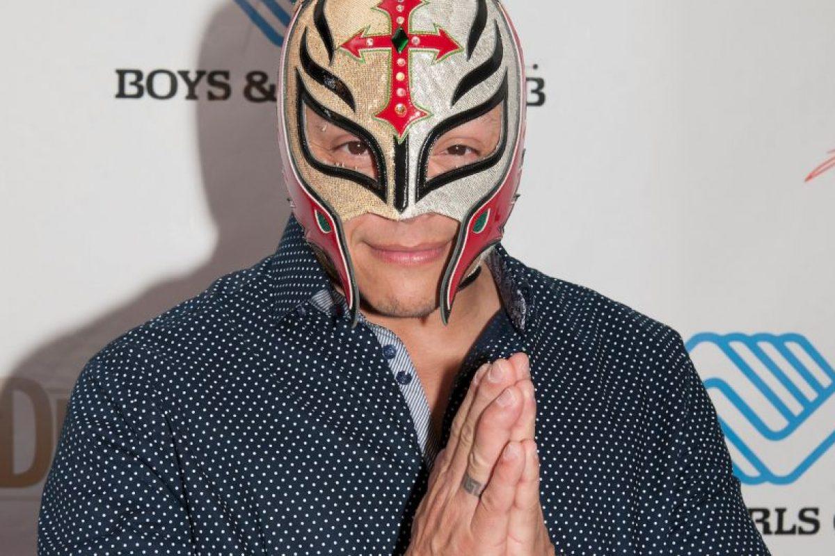 Su verdadero nombre es Óscar Gutiérrez Rubio Foto:Getty Images. Imagen Por: