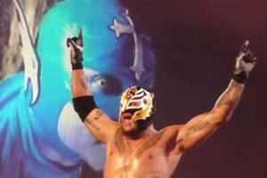 También conquistó el campeonato interncontinental de la WWE en dos ocasiones Foto:Wikimedia/ Will Beardmore. Imagen Por:
