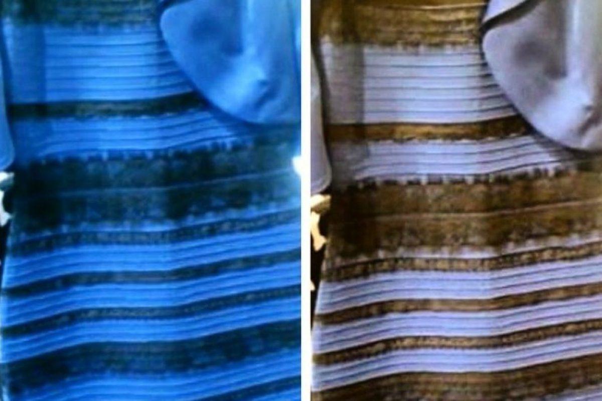 Ya se sabe cuál es el color de este vestido. Foto:Tumblr. Imagen Por: