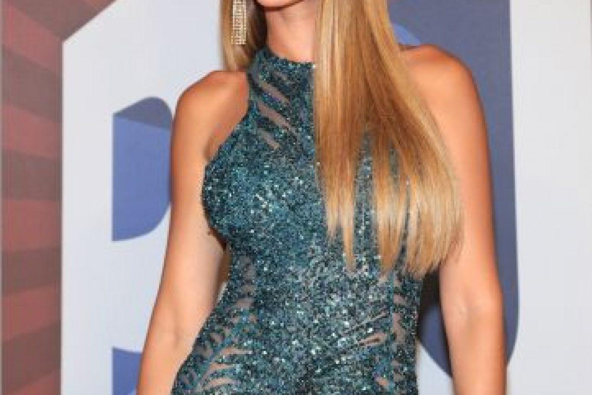 Zuleyka Rivera Foto:Getty Images. Imagen Por: